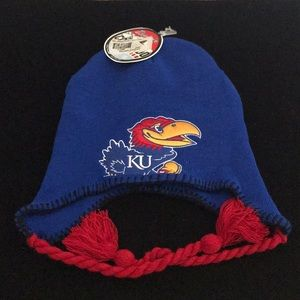 University of Kansas ( Kansas Jayhawks) Hat